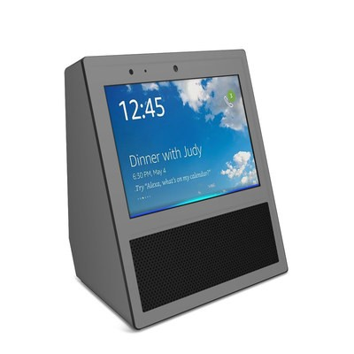 Amazon Echo Show Skin - Solid State Grey