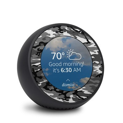 Amazon Echo Spot Skin - Urban Camo