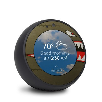 Amazon Echo Spot Skin - USAF Shark