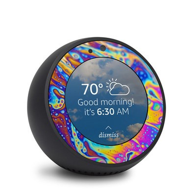Amazon Echo Spot Skin - World of Soap