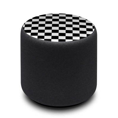 Amazon Echo Sub Skin - Checkers