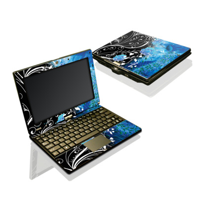 Asus Eee Touch T101 Skin - Peacock Sky