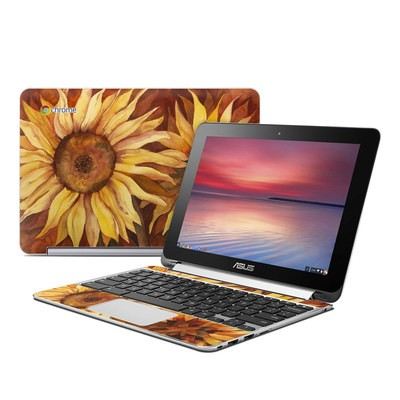 Asus Flip Chromebook Skin - Autumn Beauty