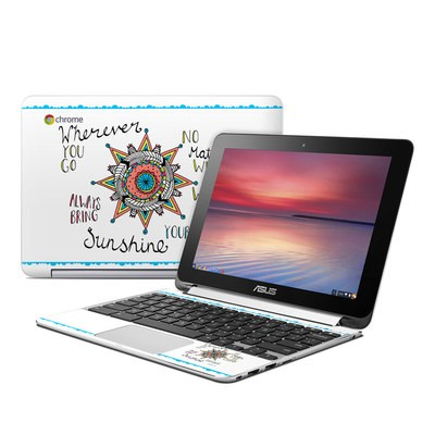 Asus Flip Chromebook Skin - Bring Your Own
