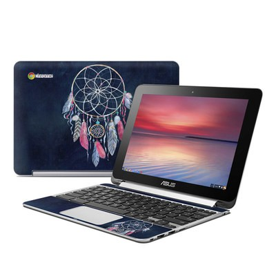 Asus Flip Chromebook Skin - Dreamcatcher