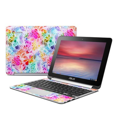 Asus Flip Chromebook Skin - Fairy Dust