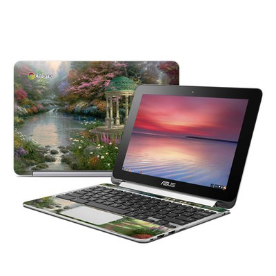 Asus Flip Chromebook Skin - Garden Of Prayer
