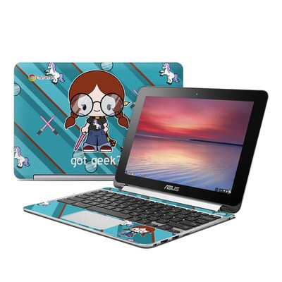 Asus Flip Chromebook Skin - Got Geek