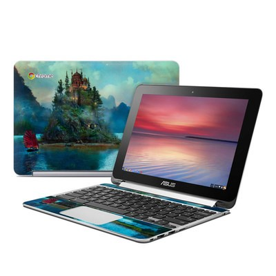 Asus Flip Chromebook Skin - Journey's End
