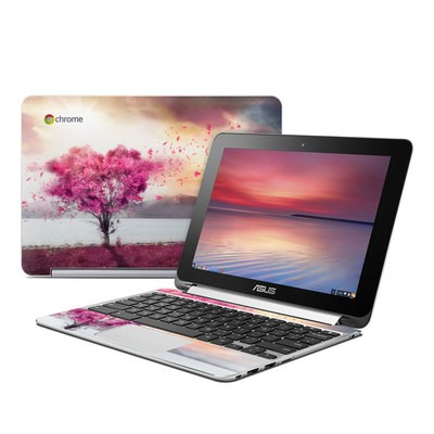 Asus Flip Chromebook Skin - Love Tree