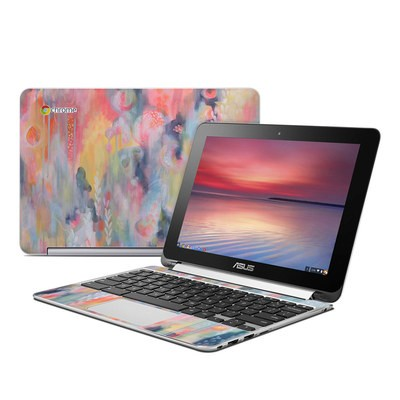 Asus Flip Chromebook Skin - Magic Hour