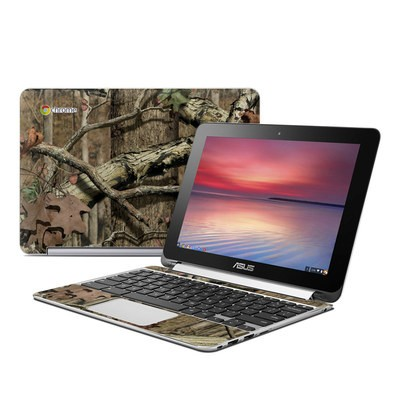 Asus Flip Chromebook Skin - Break-Up Infinity