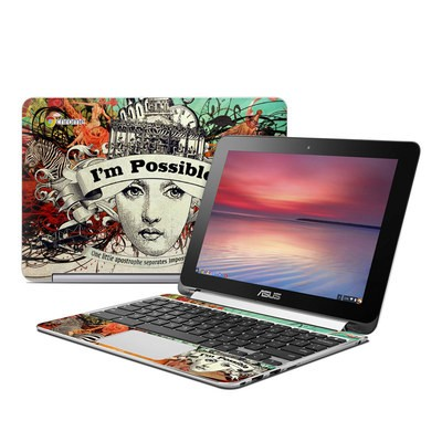 Asus Flip Chromebook Skin - Possible