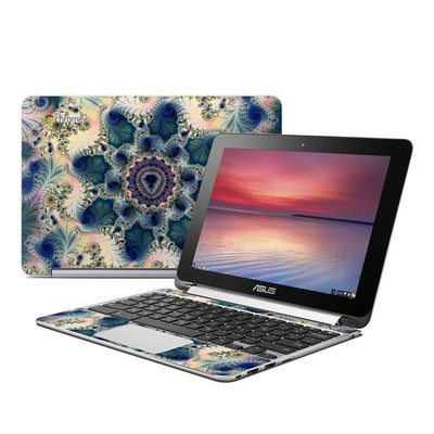 Asus Flip Chromebook Skin - Sea Horse