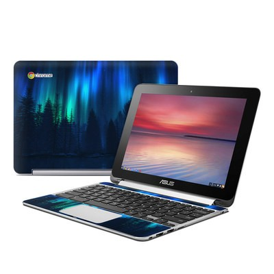 Asus Flip Chromebook Skin - Song of the Sky
