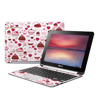 Asus Flip Chromebook Skin - Sweet Shoppe