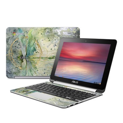 Asus Flip Chromebook Skin - Transition