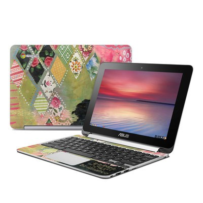 Asus Flip Chromebook Skin - Unlearn