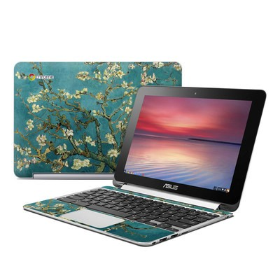 Asus Flip Chromebook Skin - Blossoming Almond Tree
