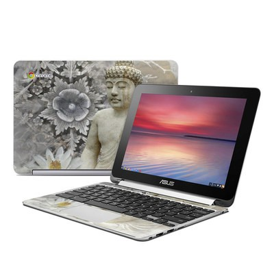 Asus Flip Chromebook Skin - Winter Peace