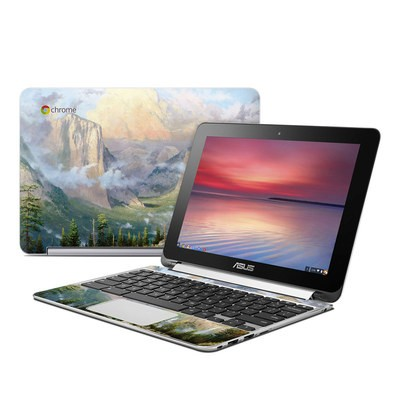 Asus Flip Chromebook Skin - Yosemite Valley