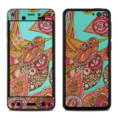 Amazon Fire Phone Skin - Bird In Paradise