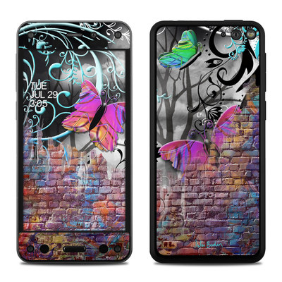 Amazon Fire Phone Skin - Butterfly Wall