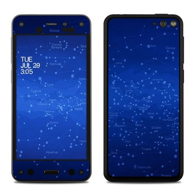 Amazon Fire Phone Skin - Constellations