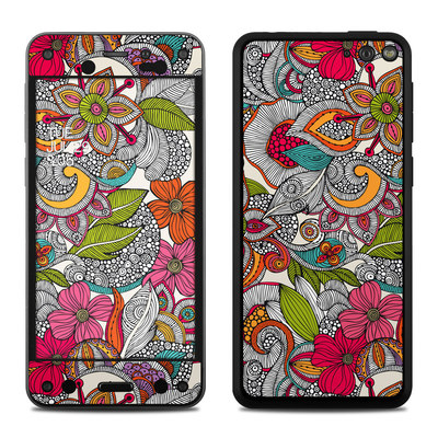 Amazon Fire Phone Skin - Doodles Color