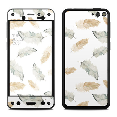 Amazon Fire Phone Skin - Feathers