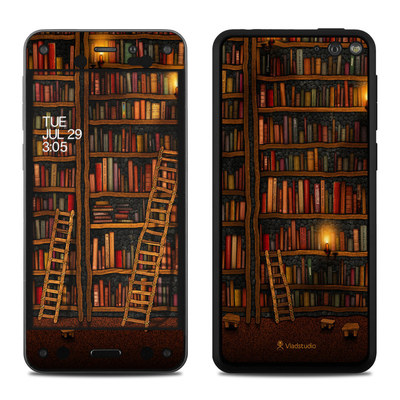 Amazon Fire Phone Skin - Library