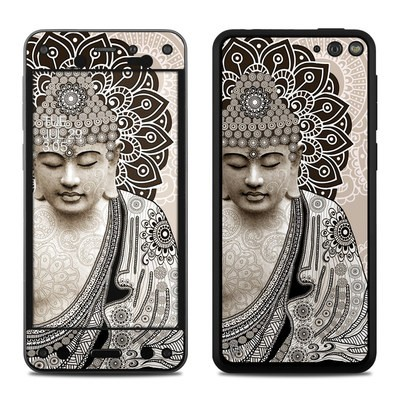 Amazon Fire Phone Skin - Meditation Mehndi