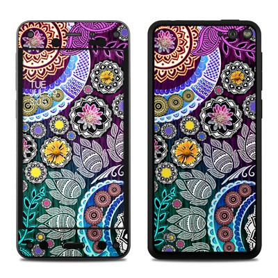 Amazon Fire Phone Skin - Mehndi Garden