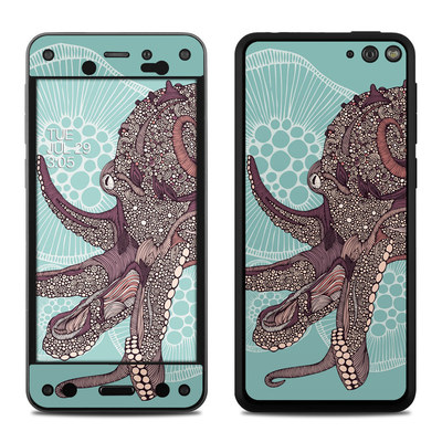 Amazon Fire Phone Skin - Octopus Bloom