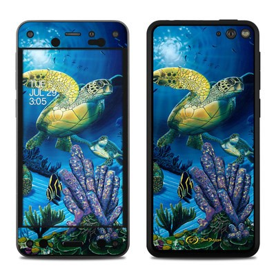 Amazon Fire Phone Skin - Ocean Fest