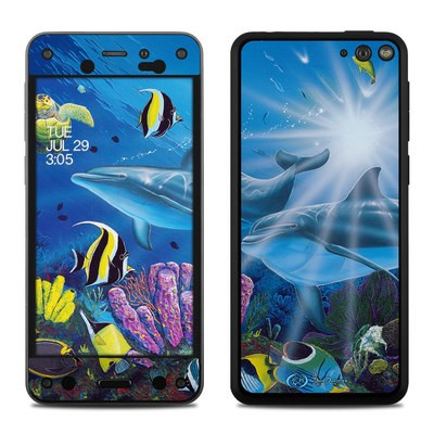 Amazon Fire Phone Skin - Ocean Friends