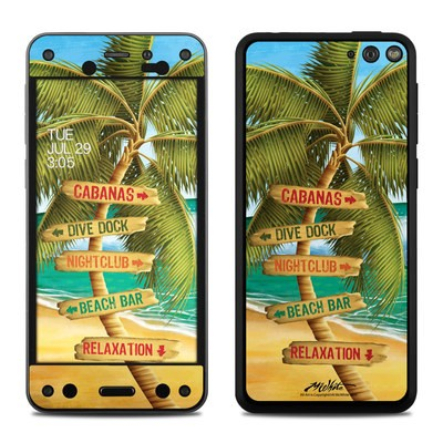 Amazon Fire Phone Skin - Palm Signs