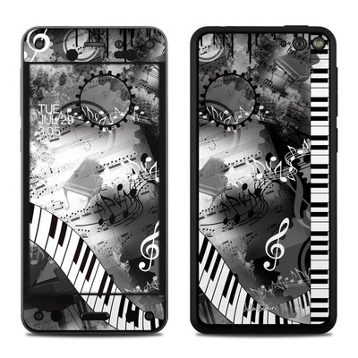 Amazon Fire Phone Skin - Piano Pizazz