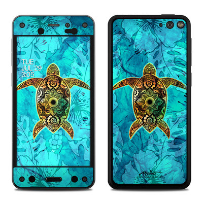 Amazon Fire Phone Skin - Sacred Honu