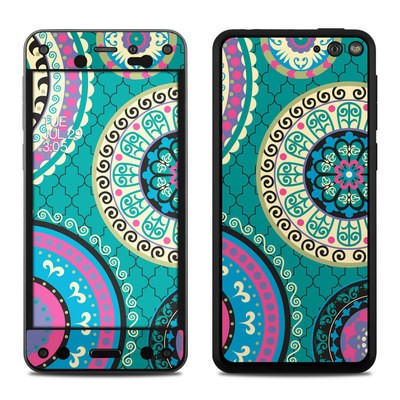 Amazon Fire Phone Skin - Silk Road
