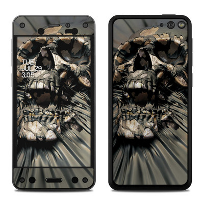 Amazon Fire Phone Skin - Skull Wrap
