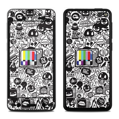 Amazon Fire Phone Skin - TV Kills Everything