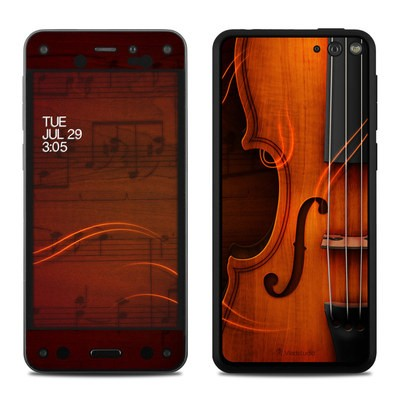 Amazon Fire Phone Skin - Violin