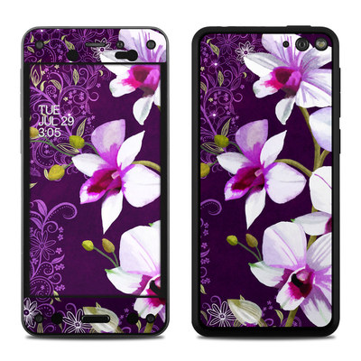 Amazon Fire Phone Skin - Violet Worlds