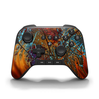 Amazon Fire Game Controller Skin - Axonal