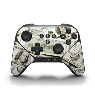 Amazon Fire Game Controller Skin - Benjamins