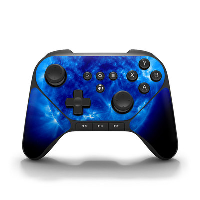 Amazon Fire Game Controller Skin - Blue Giant