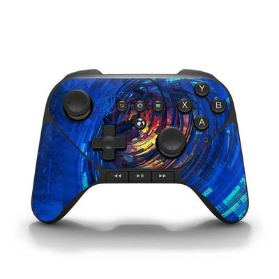 Amazon Fire Game Controller Skin - Clockwork