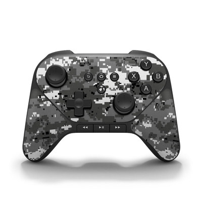 Amazon Fire Game Controller Skin - Digital Urban Camo