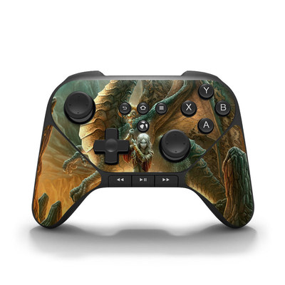 Amazon Fire Game Controller Skin - Dragon Mage